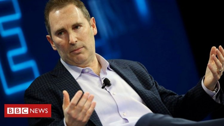 Amazon: Five things we know about new boss Andy Jassy
