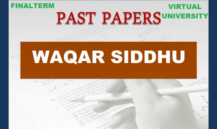 eng101 final term solved papers