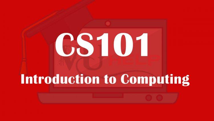 CS101 Final Term Past Papers 2021